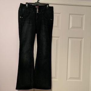 Vintage Torrid Flare Jeans